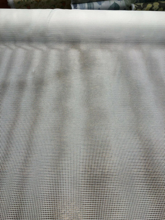 P Kaufmann NFP Moonlight Natural Net 118' Fabric By The Yard