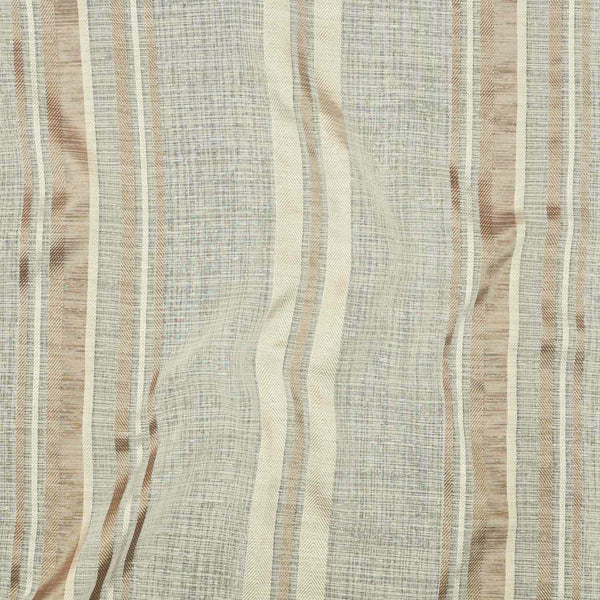P Kaufmann NFP Sakarya Sand Double Width Sheer Fabric By The Yard