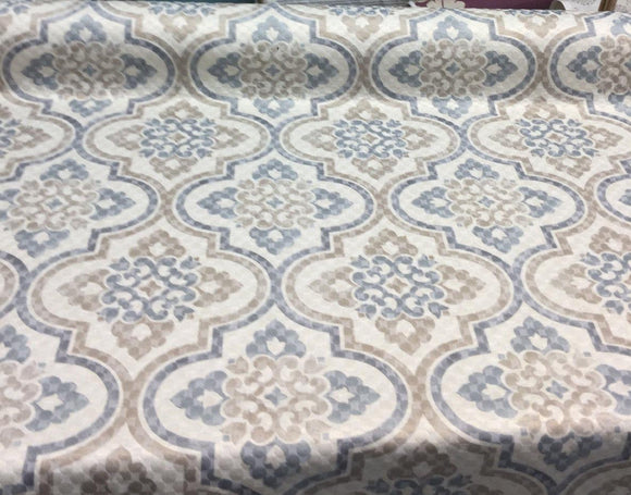 Waverly Lattice Imprint Cobblestone Matelasses By the yard Drapery Upholstery