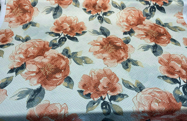 Kelly Ripa Upholstery Swoon Nectar Floral Fabric By the Yard