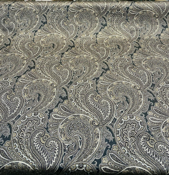 Vintage Blend & Sterling P/K Lifestyles Upholstery Fabric By The Yard