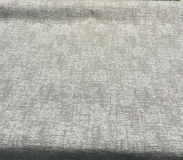 Gray Chenille Performance PK Lifestyle Upholstery Fabric By The Yard