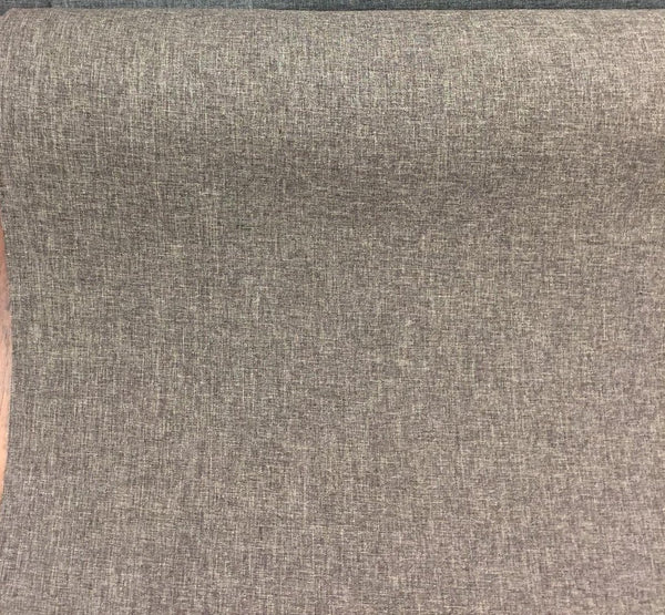 Hudson Charocoal  upholstery Fabric Multipurpose By the yard
