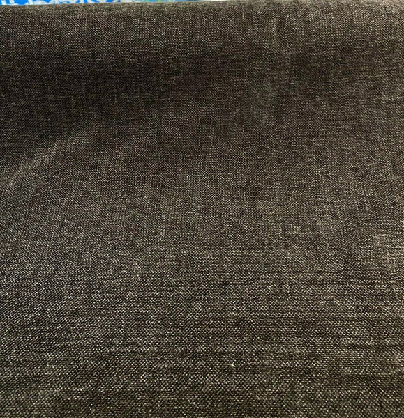 Luxury Sephora Dark Brown Earth Chenille Upholstery Fabric By The Yard