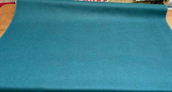 Jefferson Linen Green Forest Drapery Upholstery Covington Fabric By the Yard