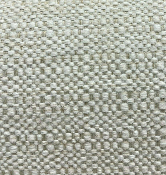 Chenille Performance Upholstery Supreme Sea Salt White Fabric by the yard
