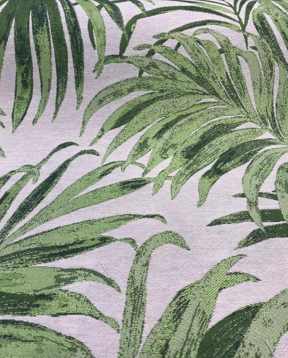 Tommy Bahama Jacquard Green Mojito Isle of Palm Zinc Fabric By The Yard