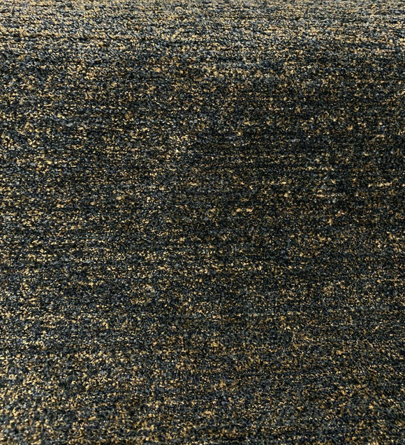 Belgian Chenille Mesmerize Gorilla Brown Upholstery Fabric By The Yard