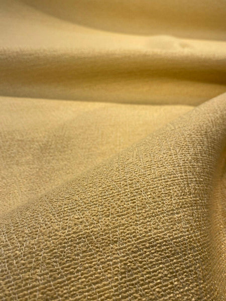 Dorian Butter Yellow Upholstery Krelan Regal Chenille Fabric By The Yard