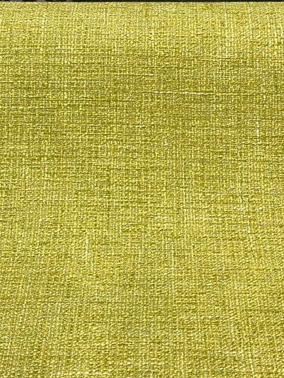 Mill Creek Chenille Green Tropical Channel Island Upholstery Fabric