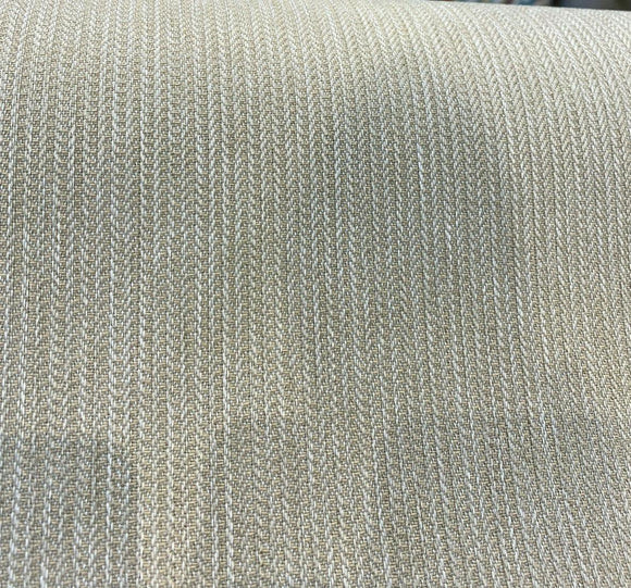 Richloom Outdoor Solarium Woven Ribtex Taupe Olefin Fabric