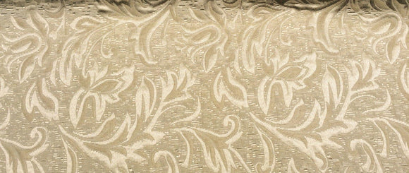 Antique Gold matelasse Jaquard Fabric By the yard Drapery Upholstery
