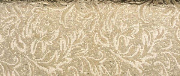 Antique Gold matelasse Jacquard Fabric By the yard Drapery Upholstery