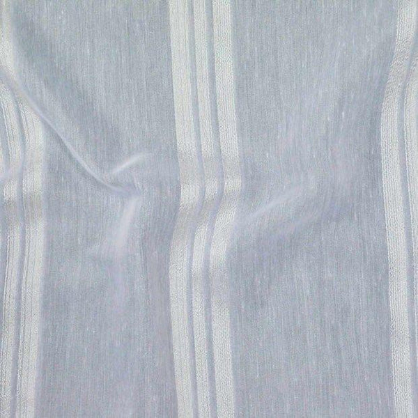 P Kaufmann GONDOLA STRIPE Sheer fabric 118'' wide By the yard