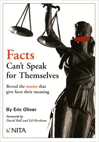 Eric Oliver's Facts Can't Speak for Themselves Comes to Trial Guides