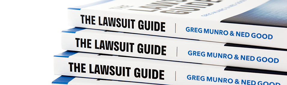 Book Review: The Lawsuit Guide
