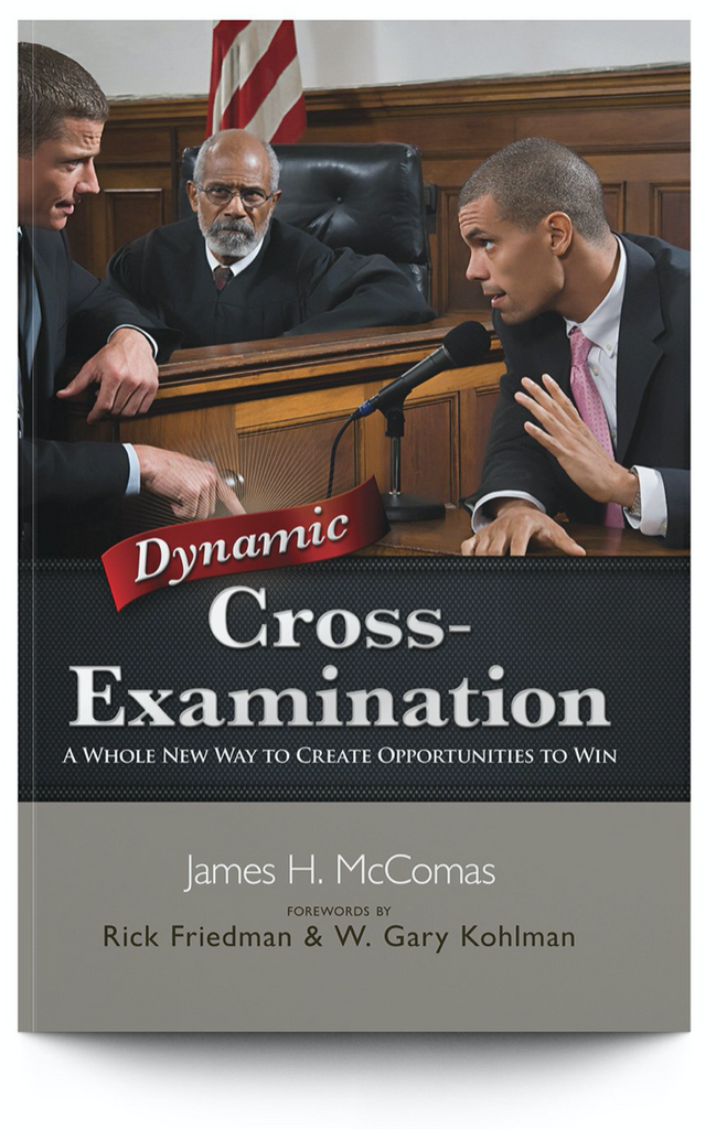 Winning Hard Cases with Dynamic Cross-Examination