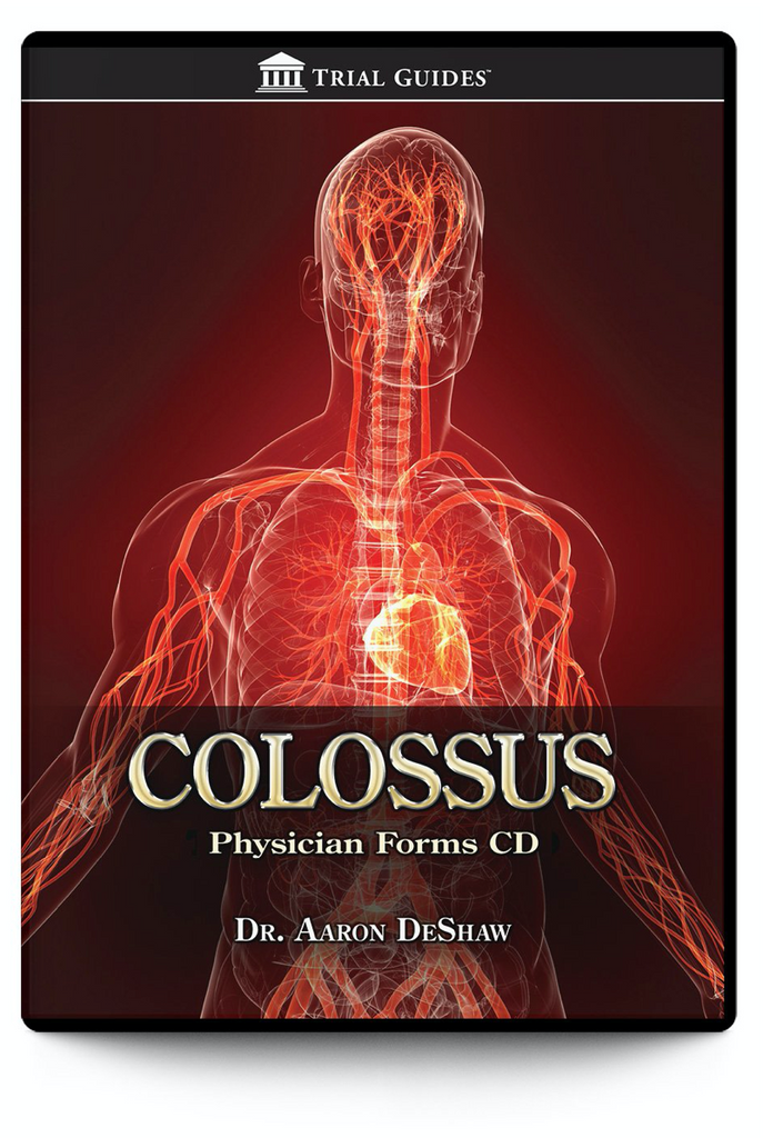 Announcing a New Version of the Colossus Forms CD for Doctors