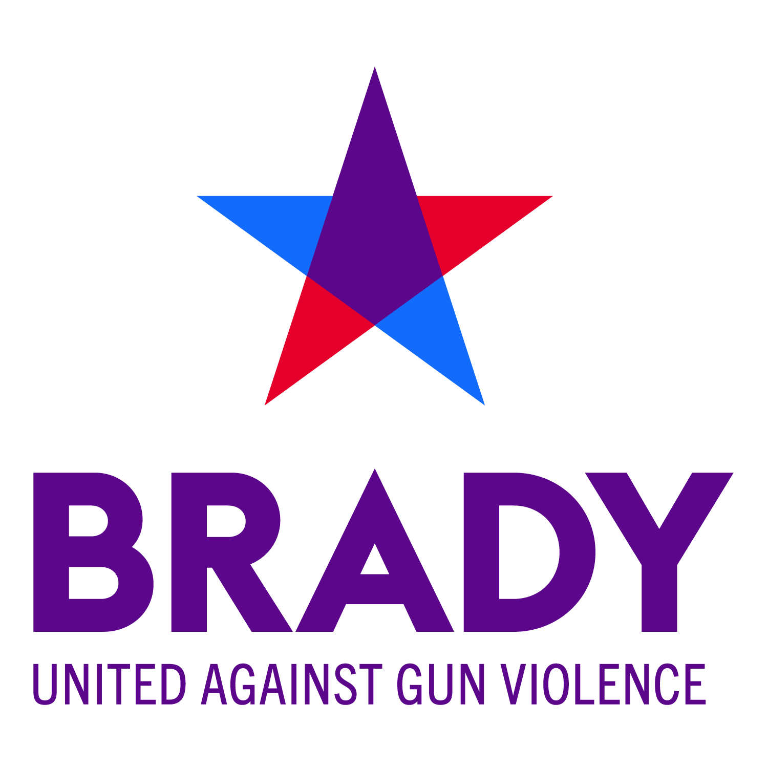 Brady, United Against Gun Violence logo
