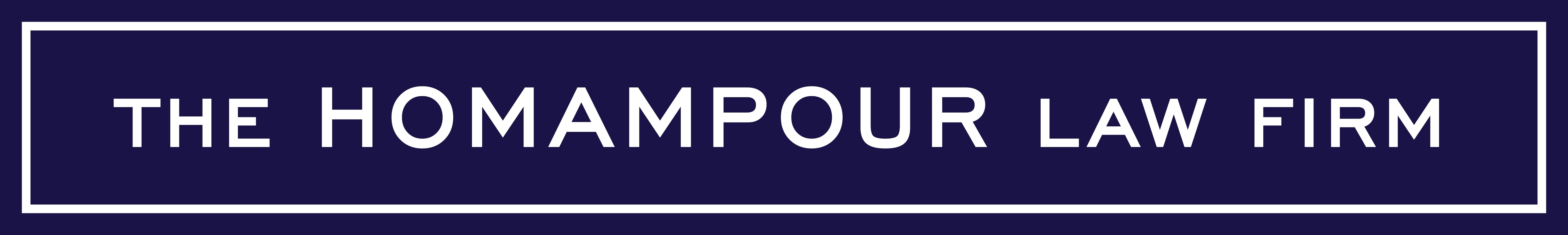 The Homampour Law Firm logo