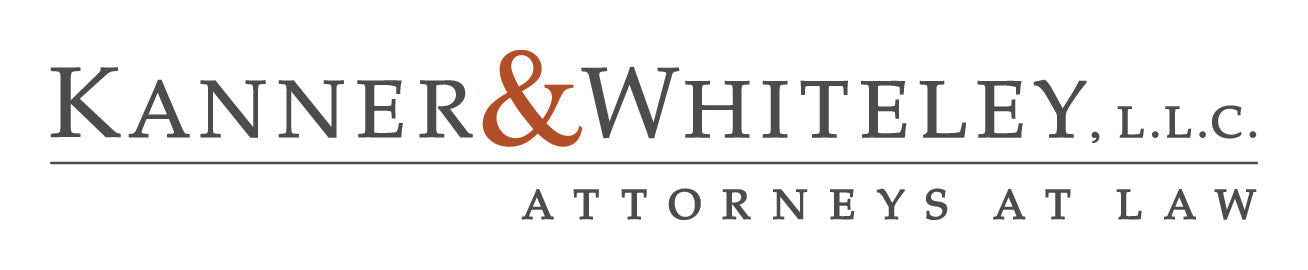 Kanner & Whiteley, LLC logo