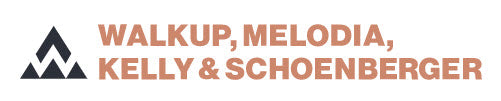 Walkup, Melodia, Kelly & Schoenberger logo