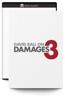 David Ball on Damages Package