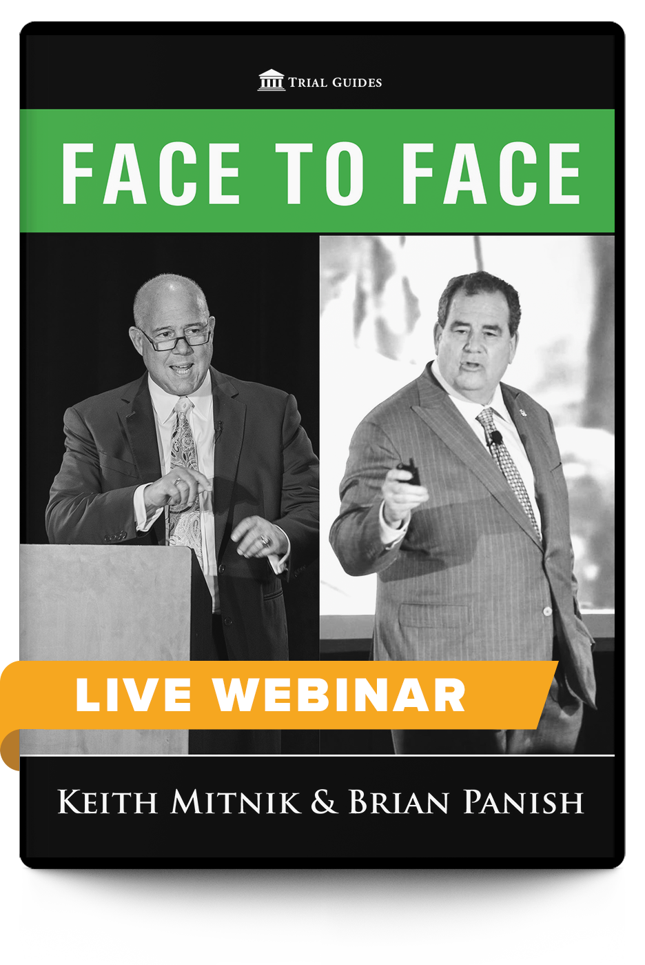 FACE to FACE: Mitnik & Panish - Live Webinar