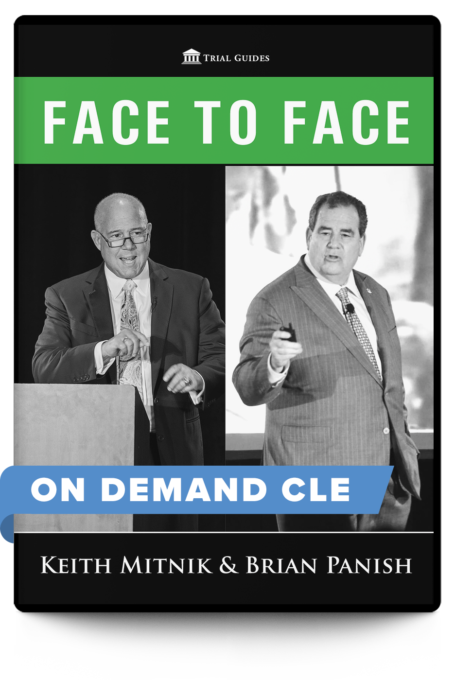 FACE to FACE: Mitnik & Panish - On Demand CLE