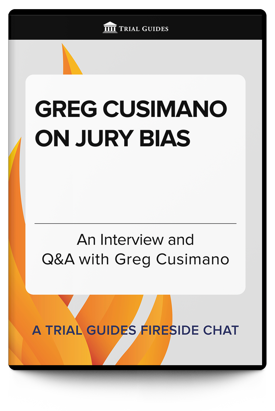 Greg Cusimano on Jury Bias