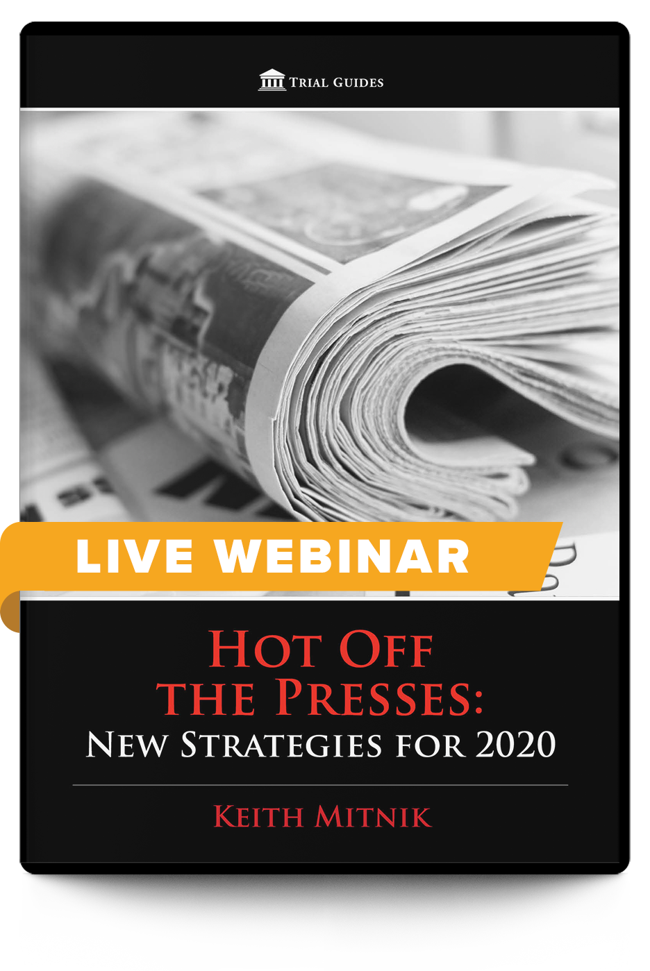 Hot Off the Presses: New Strategies for 2020 - Live Webinar