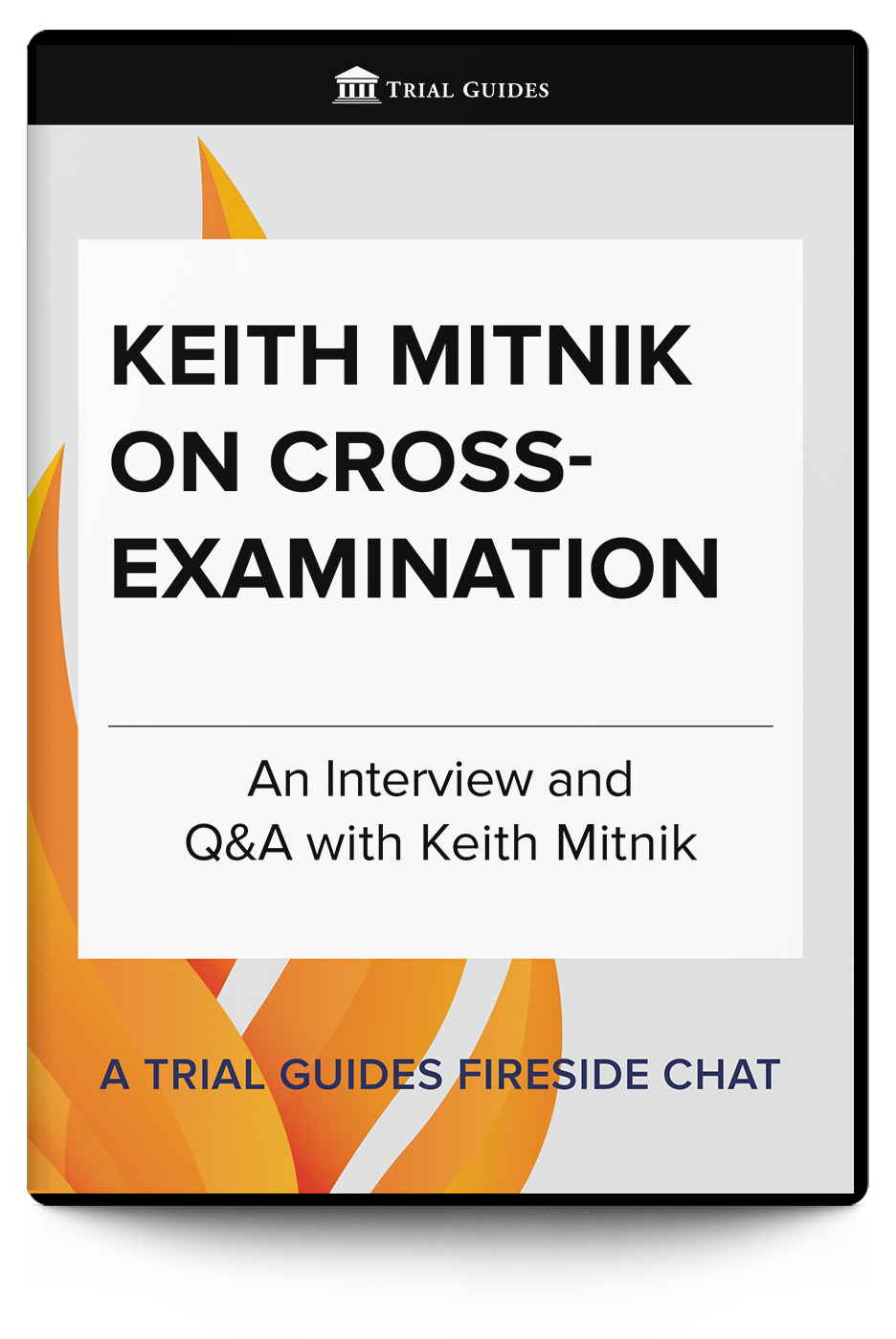 Keith Mitnik on Cross-Examination