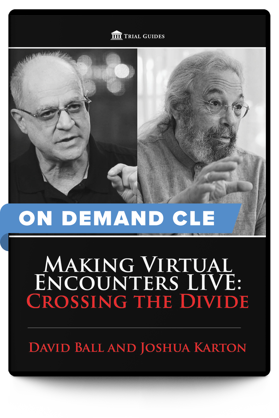 Making Virtual Encounters LIVE: Crossing the Divide (using Zoom and Other Online Conference Tools) - On Demand CLE