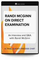 Randi McGinn on Direct Examination