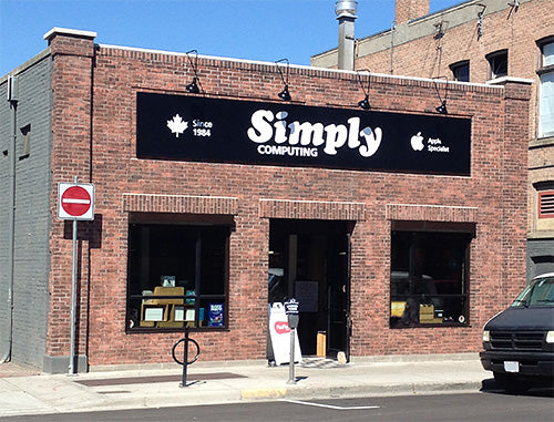 Simply Computing Retail Store Kelowna