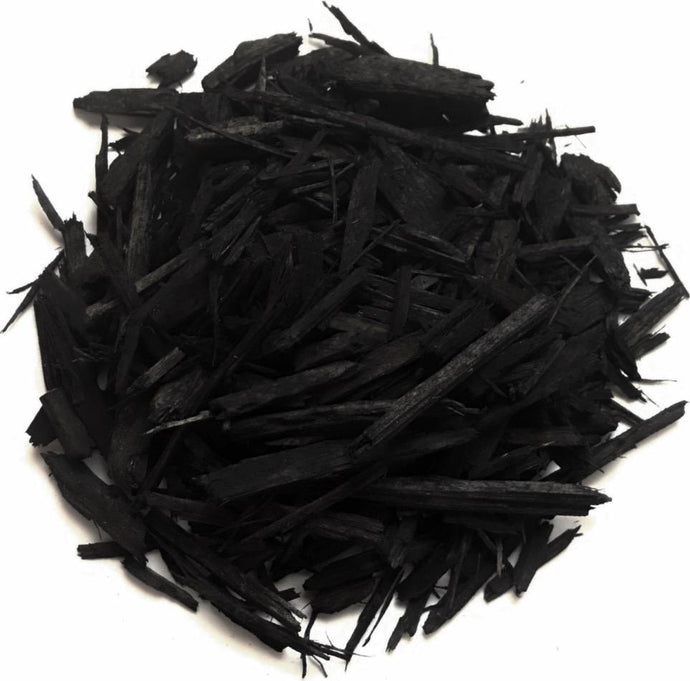 Ultra Black Wood Mulch