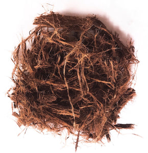 Gorilla Hair (looks great & protects your soil)
