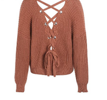 Knitted Pullover Jumper