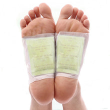 Detox Foot Pads Organic Herbal Cleansing Patches