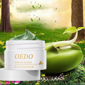 Organic Mung Bean Mud Mask