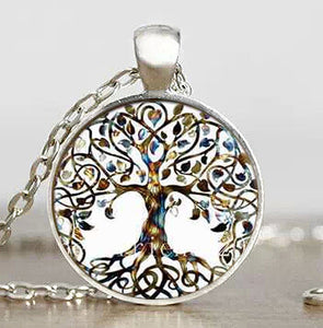 Living Tree of Life Charm