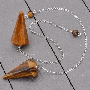 Natural Stone  Pendulum