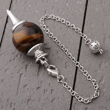 Tiger Eye Divination Pendulum