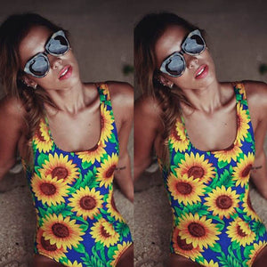 Sunflower Monokini