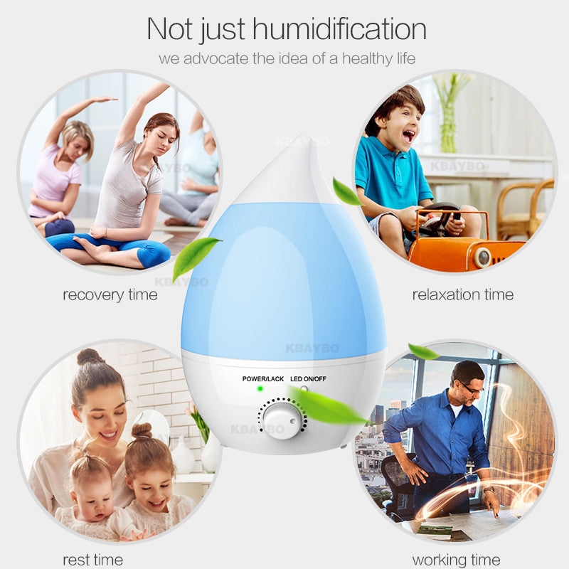 7-color LED Oil Diffuser