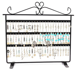 72 Holes Earrings Organizer