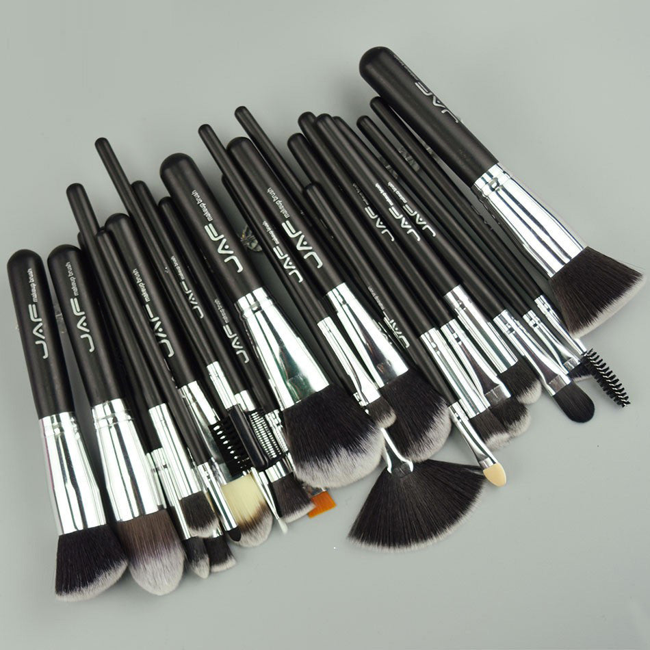 Vegan 24 Pcs Professional Makeup Brushes