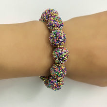 Handmade Beauty Ball Bracelet