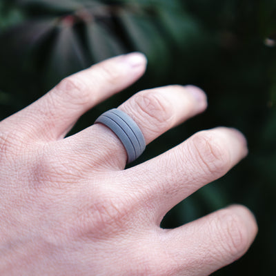 Edgehill Silicone Ring