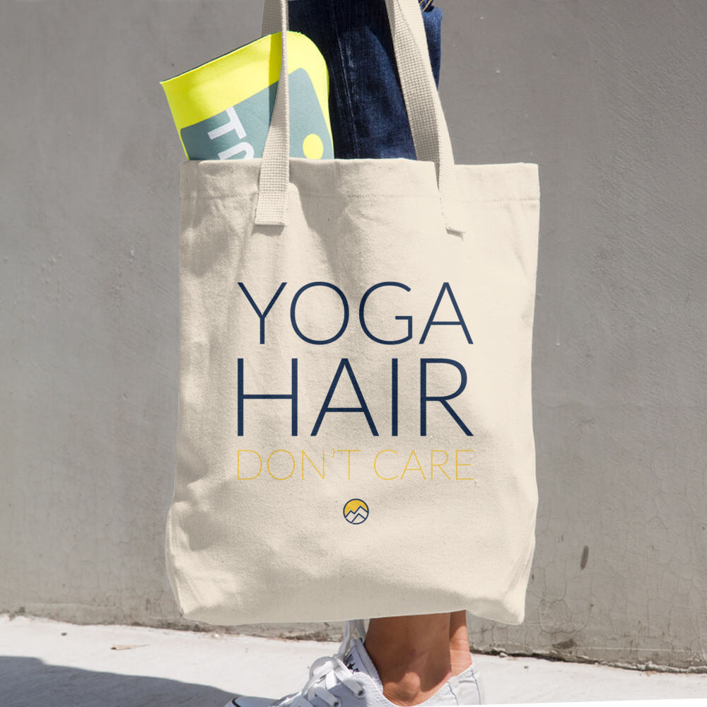 Yoga Hair Don't Care Tote